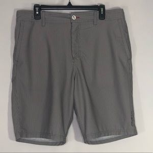 O'neill Hybrid Men's Swim Shorts Gray 36